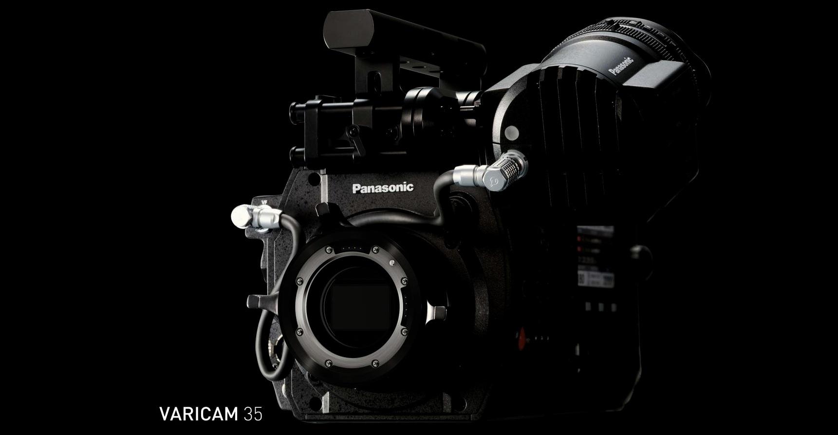 Panasonic VariCam 35