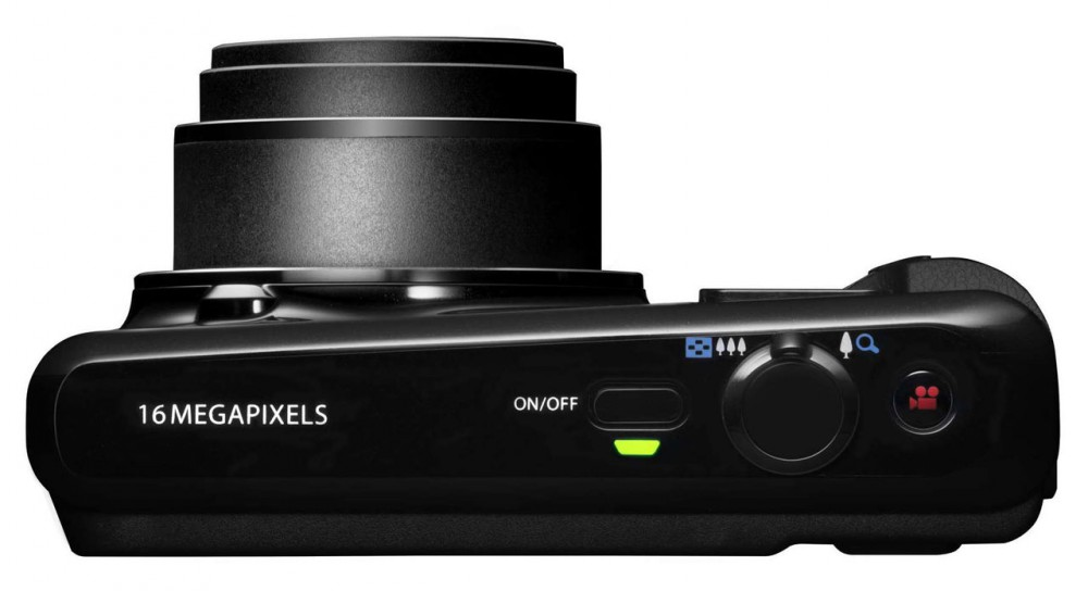 A Ricoh HZ 15 egyszerű kezelésű, könnyű fényképezőgép