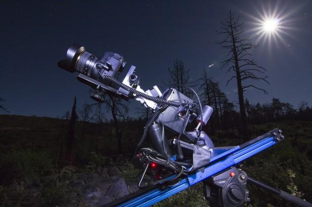 Lance Emotimo TB3 motion control time-lapse fej + Dynamic Perception MX2