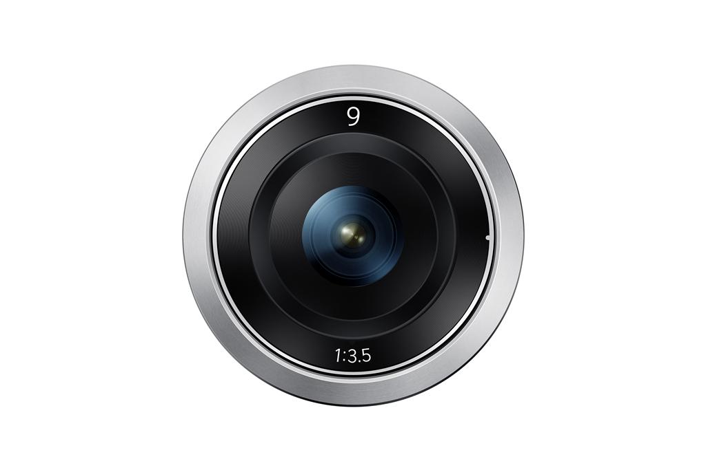 Samsung NX-M 9 mm f3.5