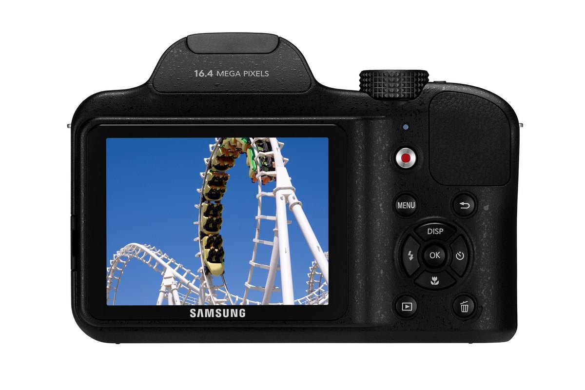 Samsung WB35F, WB50F, WB1100F