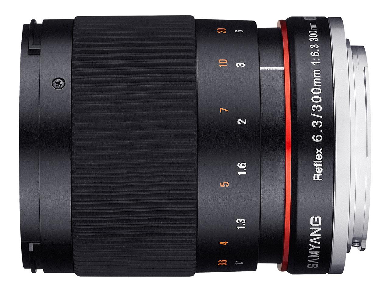 Samyang 300mm f/6,3 Reflex UMC CS
