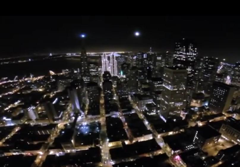 San Francisco a Mikulás szemével