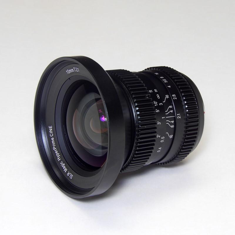 SLR Magic HyperPrime CINE 10mm T2.1