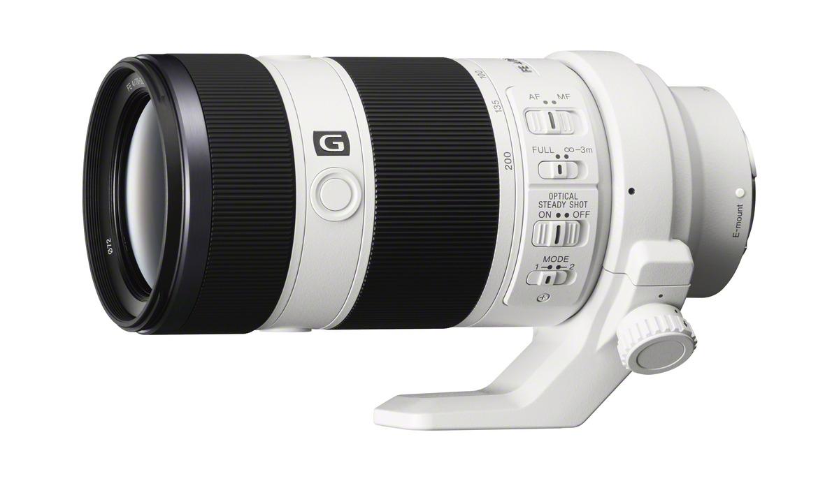 1500 dollár lesz a Sony 70-200mm f4 G OSS