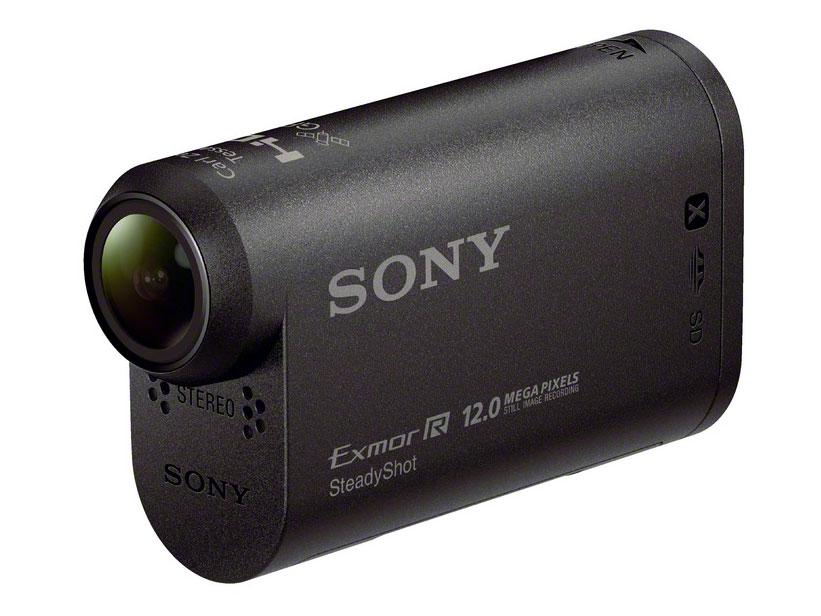 A Sony AS30V-vel egyenletes, Full HD minőségű videófelvételeket tud készíteni.