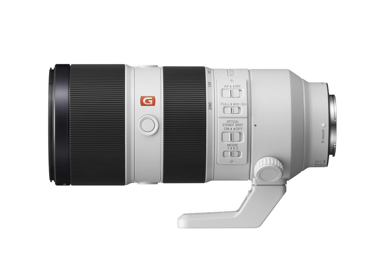 Sony FE 70-200mm f2.8 GM