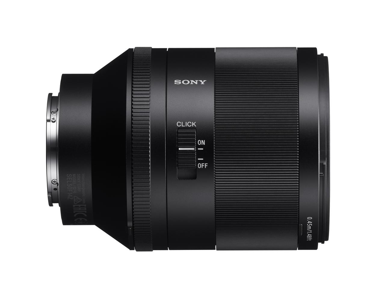 Sony Planar 50mm f1.4