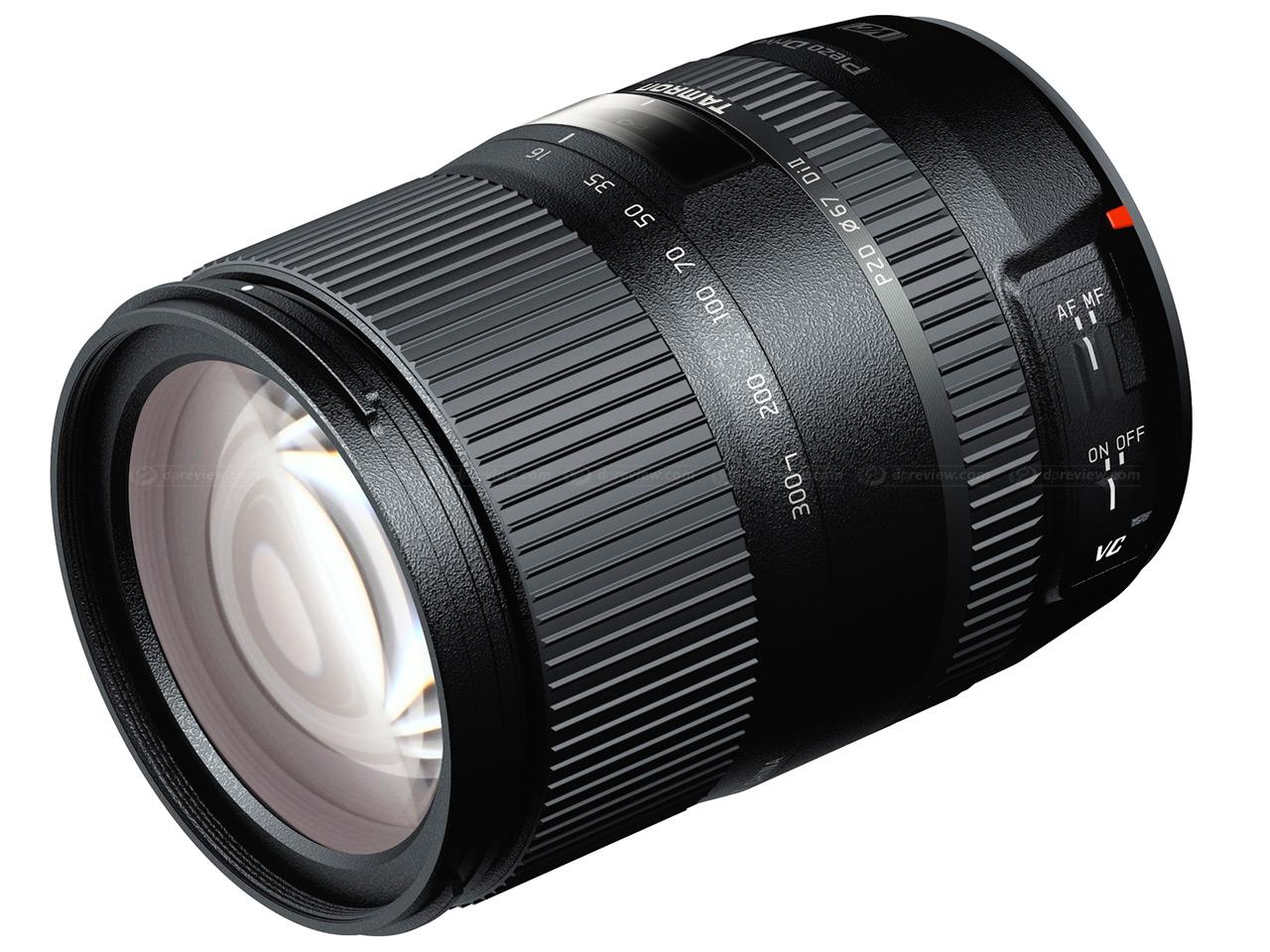 Tamron 16-300mm f/3,5-6,3 Di VC PZD MACRO zoom-objektív