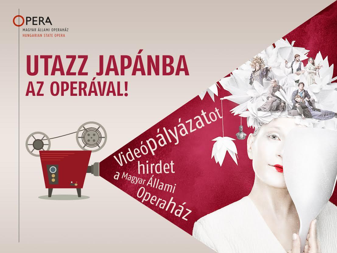 Utazz Japánba az Operával