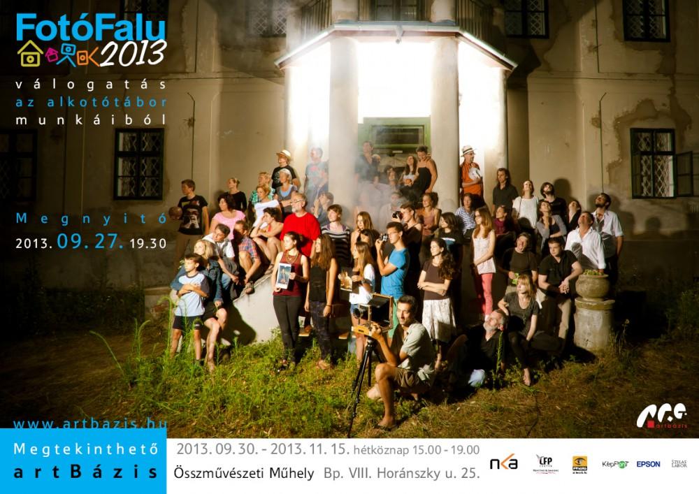 Válogatás a FotóFalu 2013 munkáiból