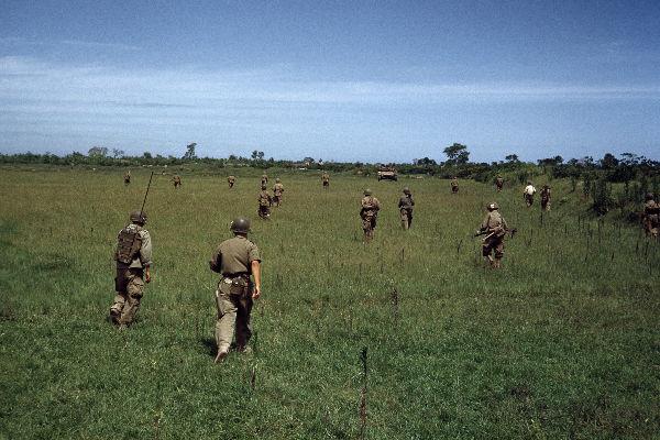 Robert Capa, [A Nam Dinh-ből Thái Bình felé vezető úton, Indokína (Vietnam)], 19