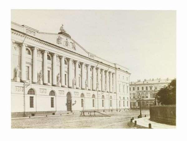 Ivan Bianchi fotográfiái: Szentpétervár 1852 és 1854 között svájci szemmel