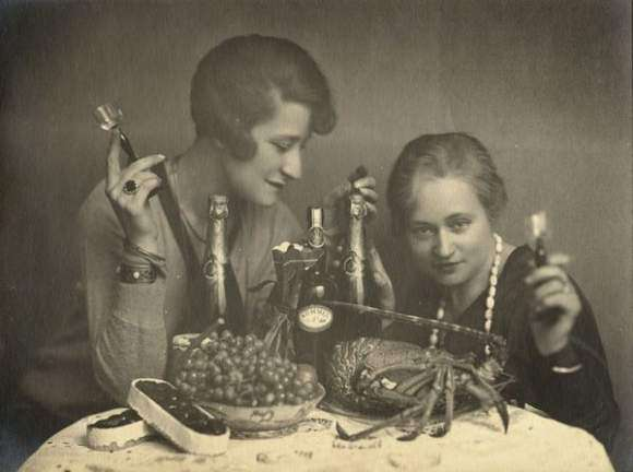 Ergy Landau és Nora Dumas