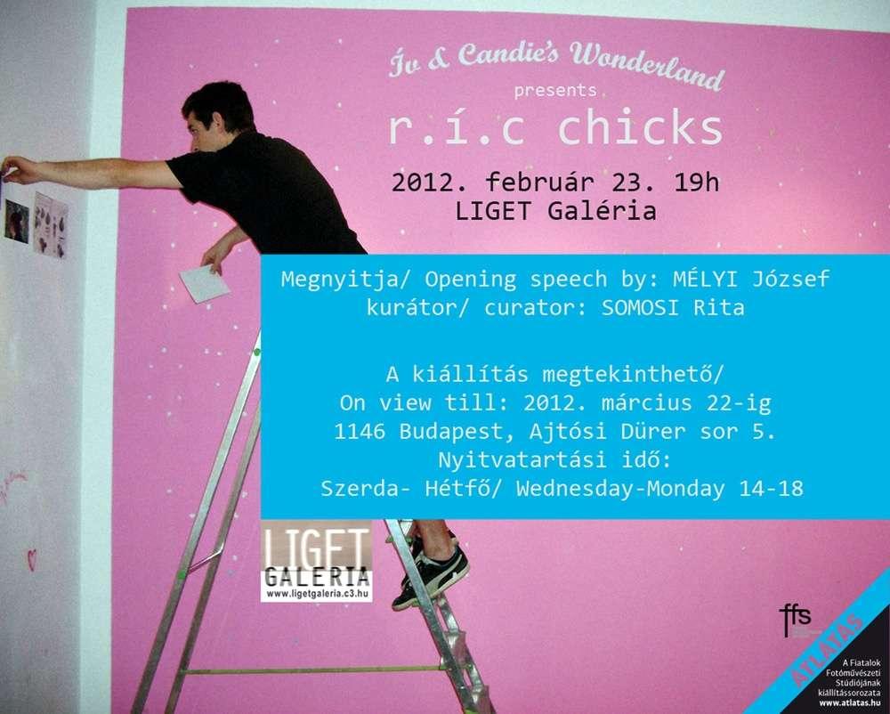 Ív & Candie's Wonderland presents: r.í.c chicks