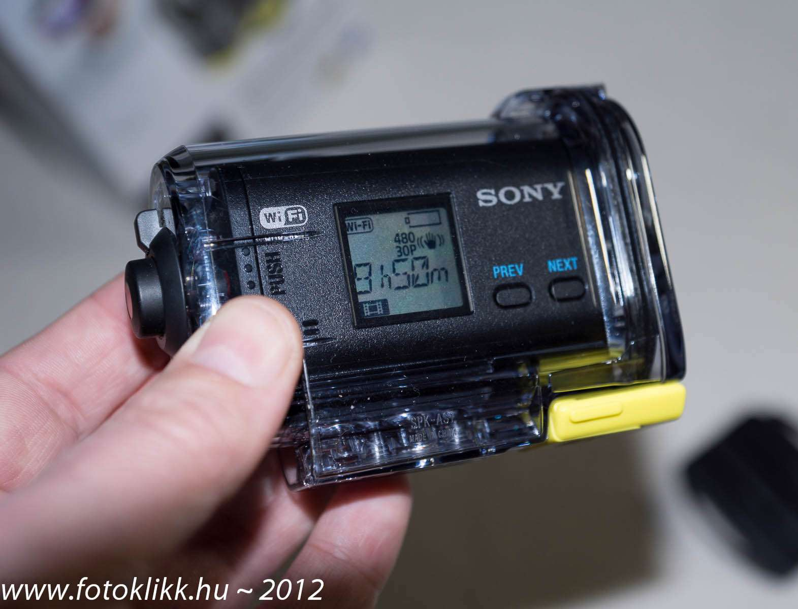 Sony ActionCam HDR AS15