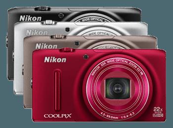 Nikon S9500
