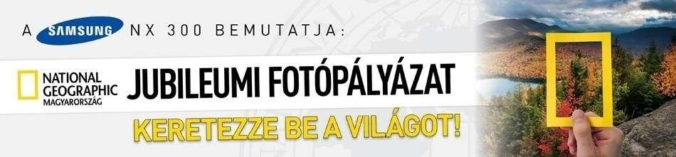Keretezze be a világot! National Geographic Magyarország fotópályázat