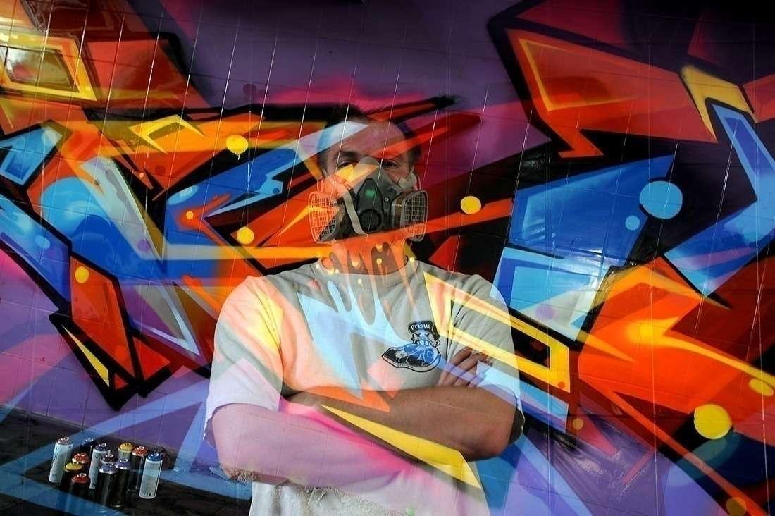 Horváth Ákos - Graffiti Művészek