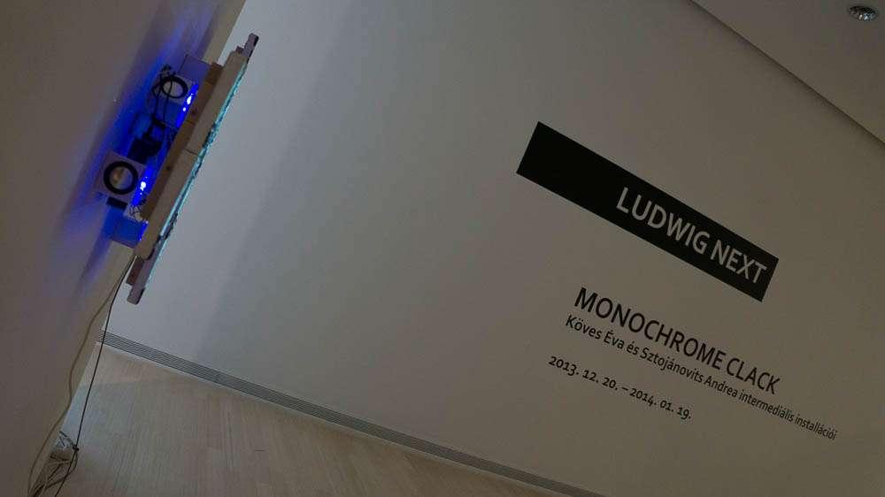 Köves Éva és Sztojanovits Andrea: Monochrome Clack (c) hg