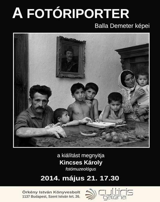 Balla Demeter: A fotóriporter