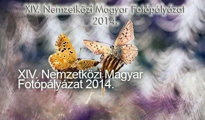 Nemzetközi Magyar Fotópályázat  2014