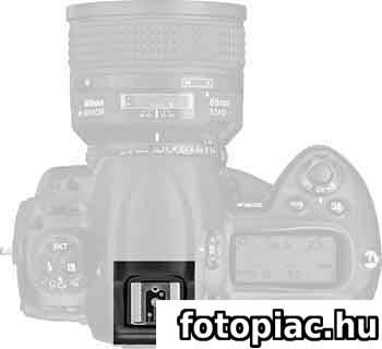 A digitális fényképezőgép alapvető része a vakupapucs