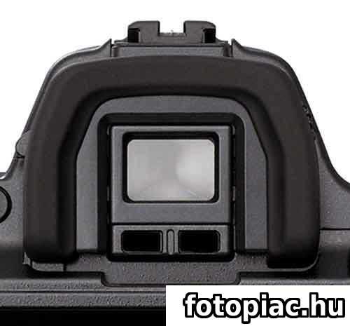 A komolyabb digitális fényképezőgép hasznos része a kereső