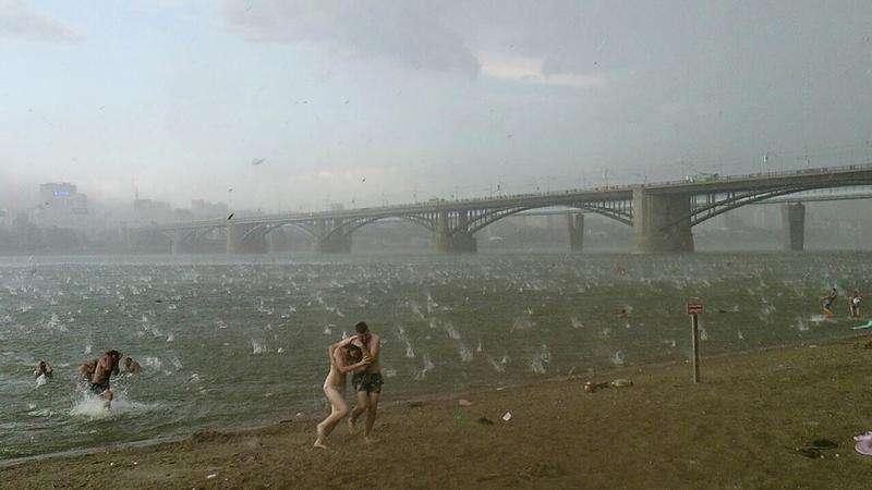 Nikita Dudnik: Hailstorm