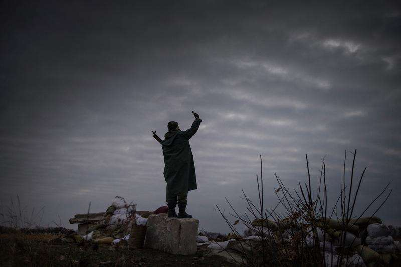 Valery Melnikov: Black days of Ukraine
