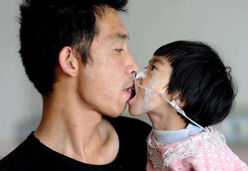 Yanyan: Feeding Father