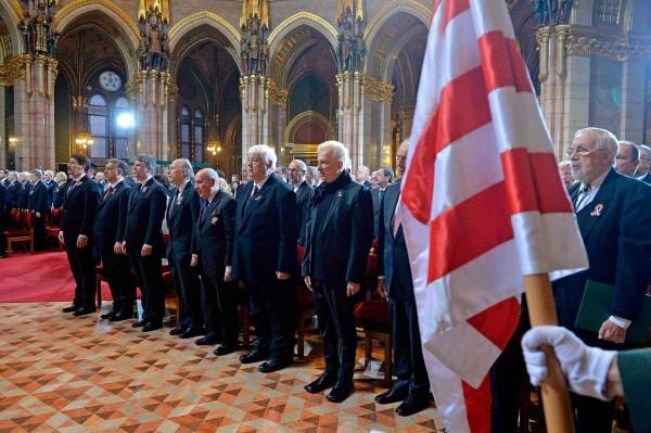 Március 15. tiszteletére Kossuth-díjat adtak át – többek között – Kunkovács László fotóművésznek