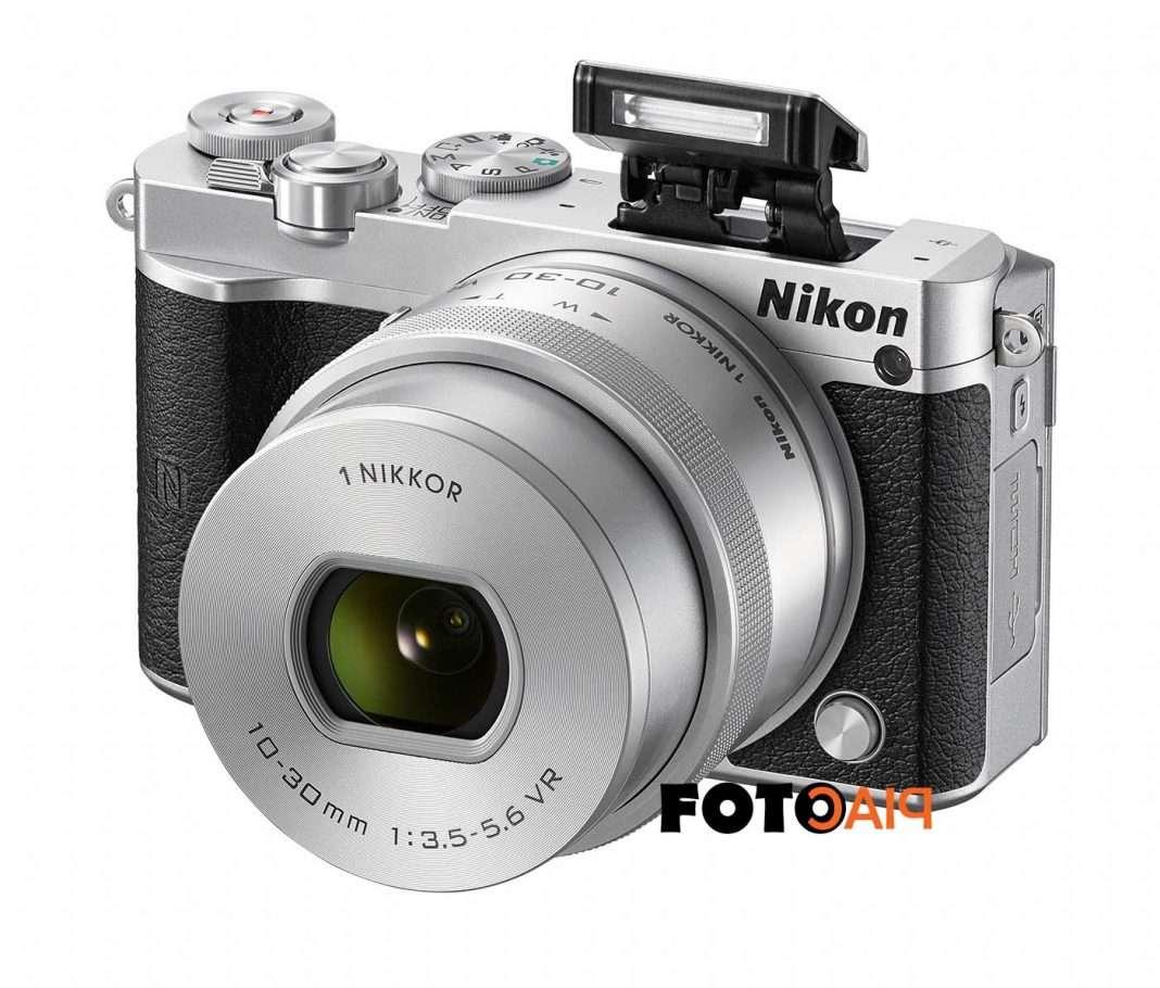 Nikon 1 J5 digitális cserélhető objektíves fényképezőgép 4K videofelvétel lehetőségével