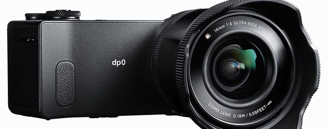 Sigma dp0 Quattro digitális kompakt fényképezőgép