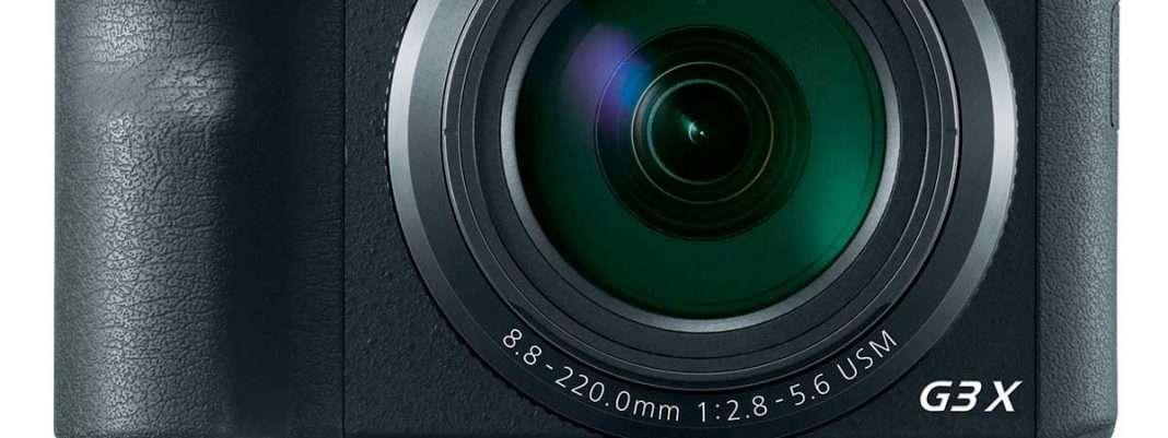 Canon G3 X prémium kompakt digitális fényképezőgép