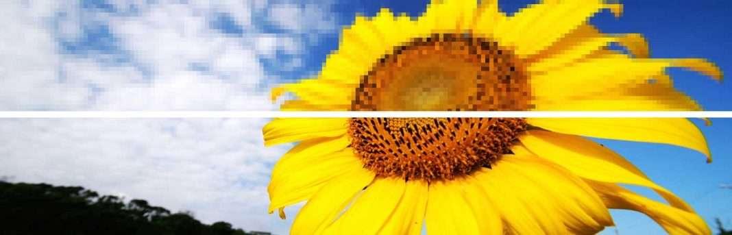 Képfájlformátum, JPG és TIFF összehasonlítása, illusztráció