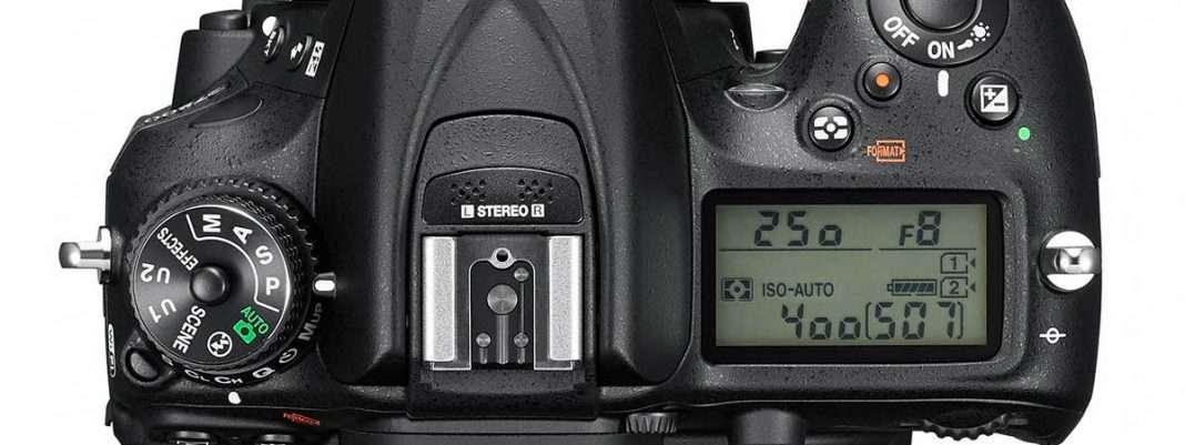 Tükörreflexes fényképezőgép mérőszámok