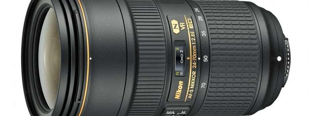 Fotopiac Hu Nikon Nikkor Afs 24 70 F2 8e Ed Vr Objektiv Nagy