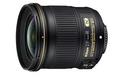 Nikon AF-S Nikkor 24 mm f/1,8G ED objektív