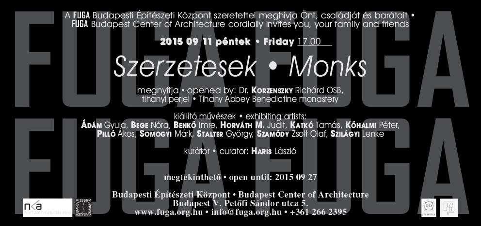 Szerzetesek – Monks