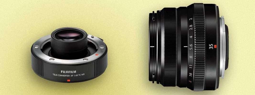 Fotopiac Hu Fujifilm 1 4x Telekonverter Fujinon 35 Mm F2 Objektiv