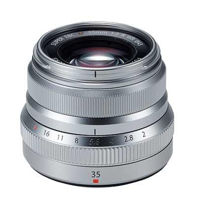 Fujinon XF 35 mm F:2 R WR objektív