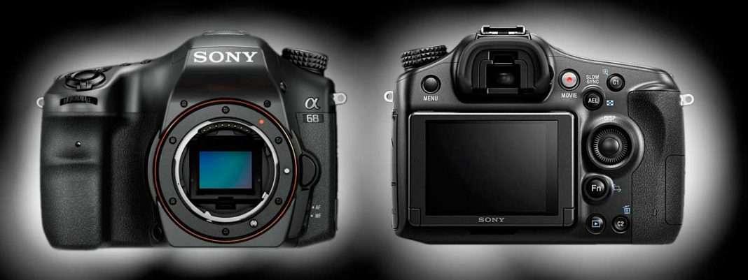 Fotopiac Hu Sony A68 Digitalis Fenykepezogep