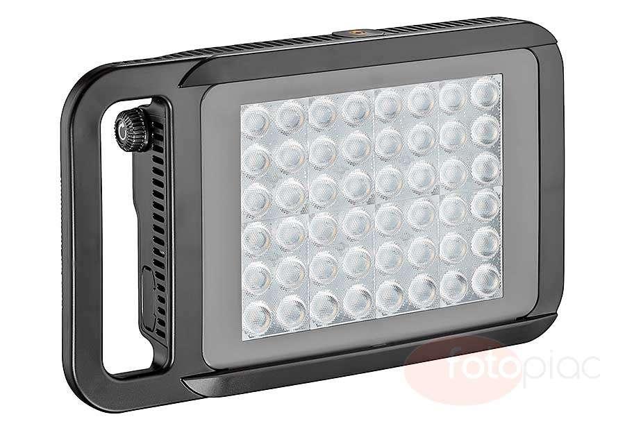 Manfrotto Lykos Led Fotós Lámpa 1600 Lux Fényerővel