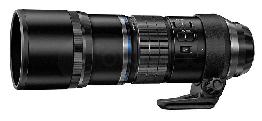 Olympus M.Zuiko Digital ED 300 mm F:4,0 IS PRO teleobjektív