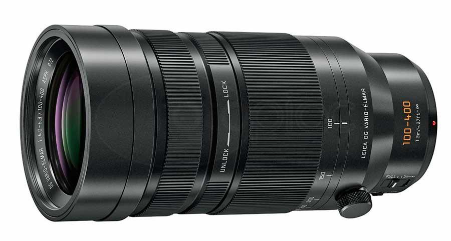 Panasonic Leica Dg Vario Elmar 100 400 Mm F4,0 6,3 Asph Objektív