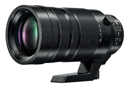 Panasonic Leica DG Vario-Elmar 100-400 mm F4,0-6,3 ASPH objektív