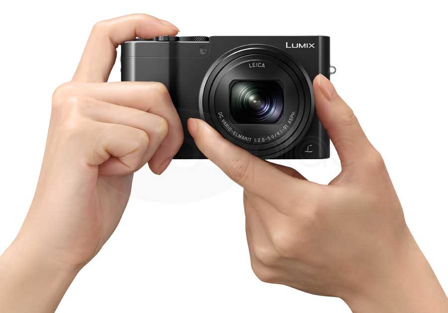 Panasonic Lumix DMC-TZ100 digitális kompakt fényképezőgép