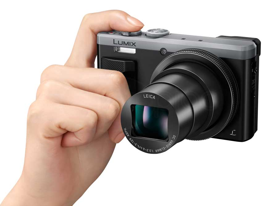 Panasonic Lumix DMC-TZ80 digitális kompakt fényképezőgép
