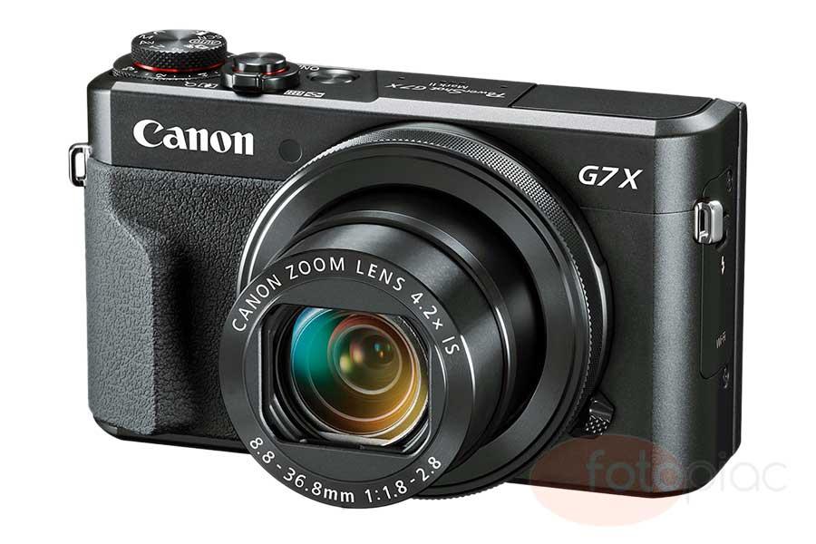 Canon PowerShot G7 X Mark II digitális kompakt fényképezőgép